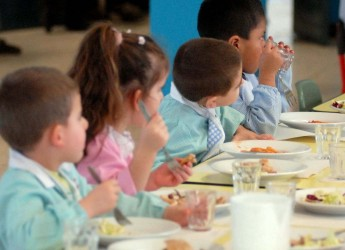 Rimini. Cibo a scuola. Le mense si aprono a diete speciali. Per la celiachia sono 118 le diete speciali distribuite.