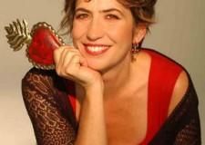 Forlì. Serena Dandini sul palco del Teatro Apollo.