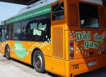 Ravenna. Meno consumi e inquinamento con il primo bus a idrometano.