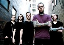 Cesena. Al Vidia Club il metalcore a stelle e strisce dei 'For the fallen dream'.