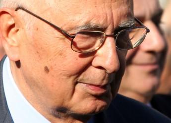 Elezione del Presidente. Dopo la quinta fumata nera, Giorgio Napolitano dice sì al bis.