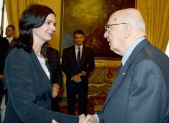 Elezione Napolitano. Il Pd esulta, poi si dimette tutta la segreteria.
