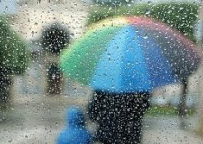 Emilia Romagna. Maltempo: allerta temporali sul nord Italia.