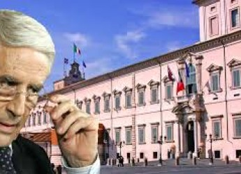 Elezione del Presidente. Prima chiamata a vuoto. La candidatura di Marini si ferma intorno al 51%.