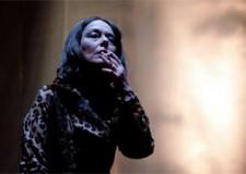 Rimini. Monica Guerritore è Oriana Fallaci in 'Mi chiedete di parlare'.