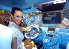 Rimini. Aci fa bella mostra a 'My Special Car Show'.