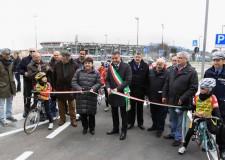 Cesena. Inaugurato il nuovo parcheggio a servizio dello Stadio.