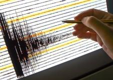 Emilia Romagna. Scossa di terremoto sugli Appennini.