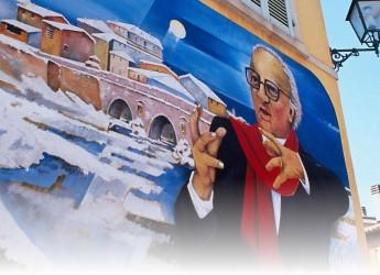 Emilia Romagna. Rimini e zone cittadine. Il Borgo San Giuliano ora brilla  sotto una nuova luce.