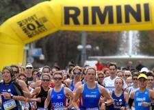 Rimini. Challenge Rimini. L'appuntamento con la grande gara sulla mezza distanza è per il 2016 con la quarta edizione.