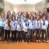 Morciano di Romagna. Il coro 'Una canzone per crescere' si aggiudica il primo premio al Concorso corale per voci bianche di Faenza.