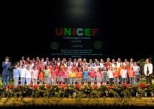 Ravenna. Uno spettacolo con il Coro Unicef per raccogliere fondi al progetto 'Nutrirsi bene, nutrirsi tutti'.