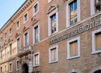 Approvato il bilancio consuntivo 2012 della Fondazione Cassa di Risparmio di Rimini.