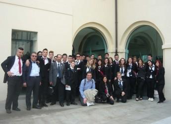 Forlimpopoli. Due Istituti alberghieri di Varese e provincia in visita a Casa Artusi.