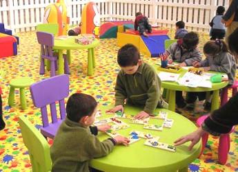 Faenza. Fino alla fine di giugno la ludoteca continuerà ad ospitare i bambini delle scuola materna al mattino.