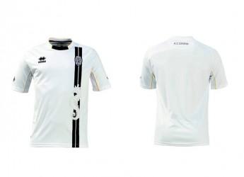 Calcio. Ecco la nuova maglia del Cesena Calcio.
