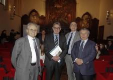 Ravenna. In cattedra alla Classense Oliviero Diliberto.
