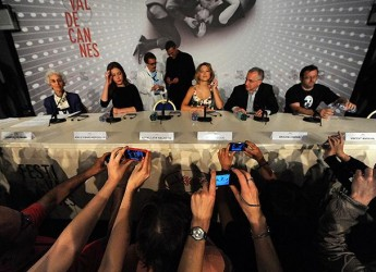 Palma d'Oro annunciata, vince 'La vie d'Adele'.