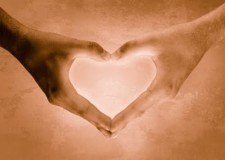Uomini e donne in cerca d'amore.