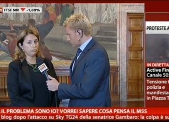 Italia. La scomunica di Grillo, via la Gambaro dal Movimento 5 Stelle.