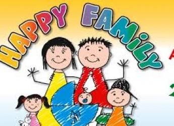 Forlì. Alla Fiera di Forlì il talk show televisivo dal titolo 'Happy Family Alimenta la vita'.
