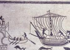 Rimini. Inaugura la mostra 'La Navigazione Antica nell'Adriatico'.
