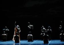 Emilia Romagna. Verdi200: la diretta dello spettacolo di danza 'La doppia notte. Aida e Tristan'.