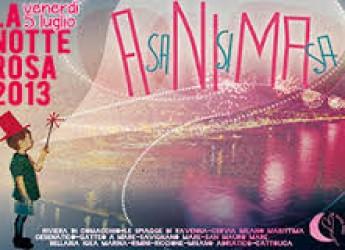 Rimini. Una Notte rosa dall'anima felliniana.