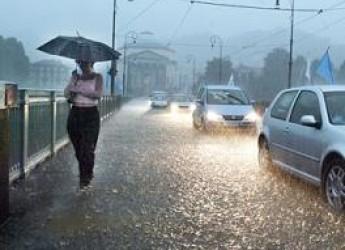 Emilia Romagna. Rimini colpita dalla tempesta. Per un evento meteo che si ripete una volta ogni cent'anni.