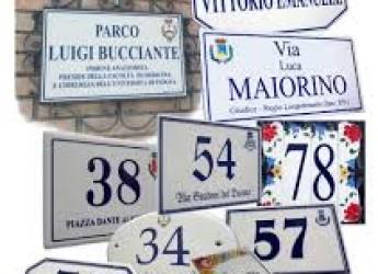 Ravenna. Approvati 12 nuovi toponomi per altrettante aree verdi e strade del territorio comunale.