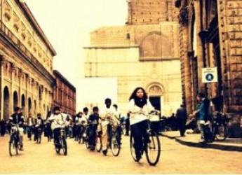 Emilia Romagna. Un cuscino ci salverà!: a sostegno della sicurezza stradale di pedoni e ciclisti.