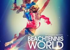 Cervia. Al via il quinto campionato del mondo di beach tennis.