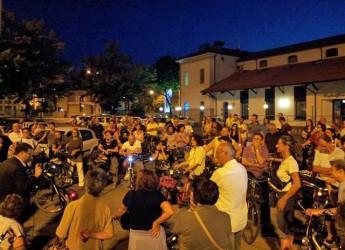 Forlì. Ciclisti alla scoperta dei quartieri Cava e Romiti.