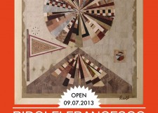 Cervia. In mostra i mosaici in legno pregiato di Francesco Ridolfi.