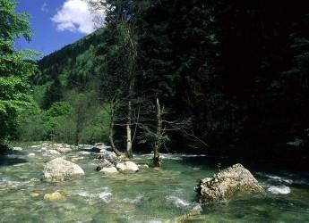 Rimini. Istituito il Paesaggio Naturale Semiprotetto e Protetto del Torrente Conca.