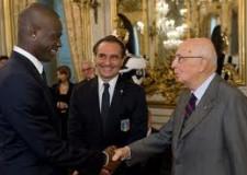 Notizie ( e commenti) di sport. Italia e Argentina in omaggio al Papa. E lo sport italiano al femminile.