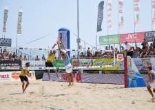 Cesenatico. Tutto pronto per i Campionati italiani di beach volley, il re degli sport da spiaggia.