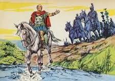 Processo al Rubicone: un 'simbolo' più che un 'fiume'. Perchè tuttora insegnamento e monito.