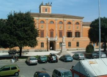 Cesena. Merletti ispirati ai codici miniati protagonisti della mostra 'Capolavori malatestiani. Il sogno nelle mani' fino al 30 agosto.