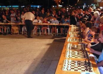 Dal 31 agosto all' 8 settembre, XVII edizione del Torneo internazionale di scacchi 'BCC Sala di Cesenatico'.