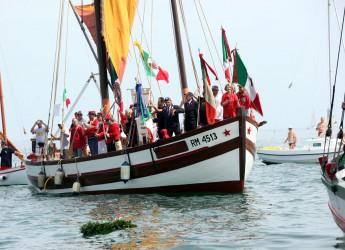 Emilia Romagna. Cesenatico in festa per il 'suo' Garibaldi.Con il ricordo dei 'Caduti del mare'.