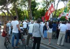 Ravenna.Celebrato il 69°Anniversario dell'Eccidio di ponte Martiri. Il discorso di Livia Molducci.