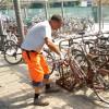 Rimini. Stazione ferroviaria: La Polizia municipale rimuove e recupera oltre 80 biciclette.