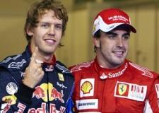Week end ciclo, moto e auto. Marquez domina. Alonso niente da fare con Vettel, imprendibile.
