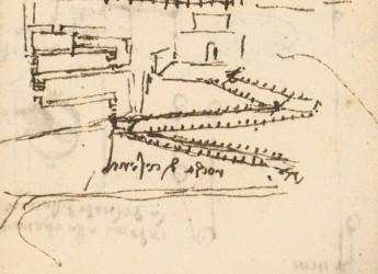 Cesena. Notte di San Lorenzo sotto le stelle. Insieme a Leonardo da Vinci, alla Rocca malatestiana.
