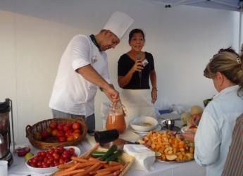 Agrintesa: scatta il secondo incontro con AperoBio! I vantaggi di frutta&verdura senza additivi.