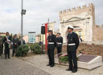 Rimini. Celebrazioni per il 69° anniversario della Liberazione.
