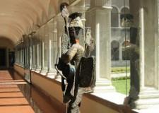 Ravenna. Taglio del nastro del rinnovato allestimento della Collezione dei Mosaici Contemporanei al Mar.