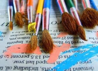Ravenna. Presentazione delle nuove lezioni di pittura e disegno per adulti a San Pietro in Vincoli.