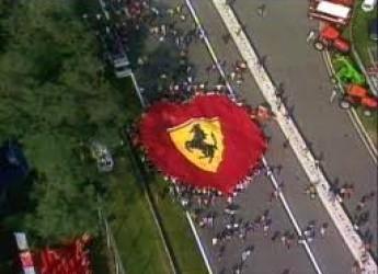 Notizie ( e cronache) di sport. La 'rossa' a Monza. Ricky, tra gli amici. Prandelli verso la penta Coppa?
